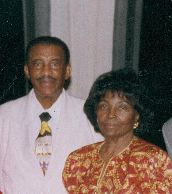 My parents, Rube & Doris Smith