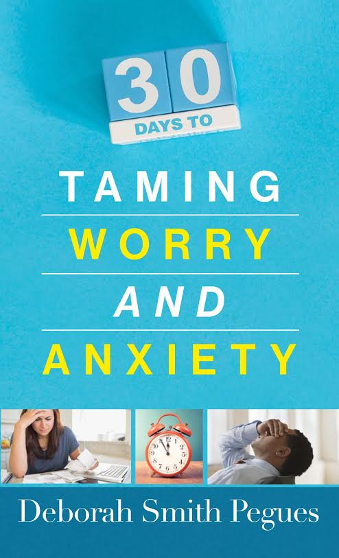30 DAYS TAMING WORRY AND ANXIETY
