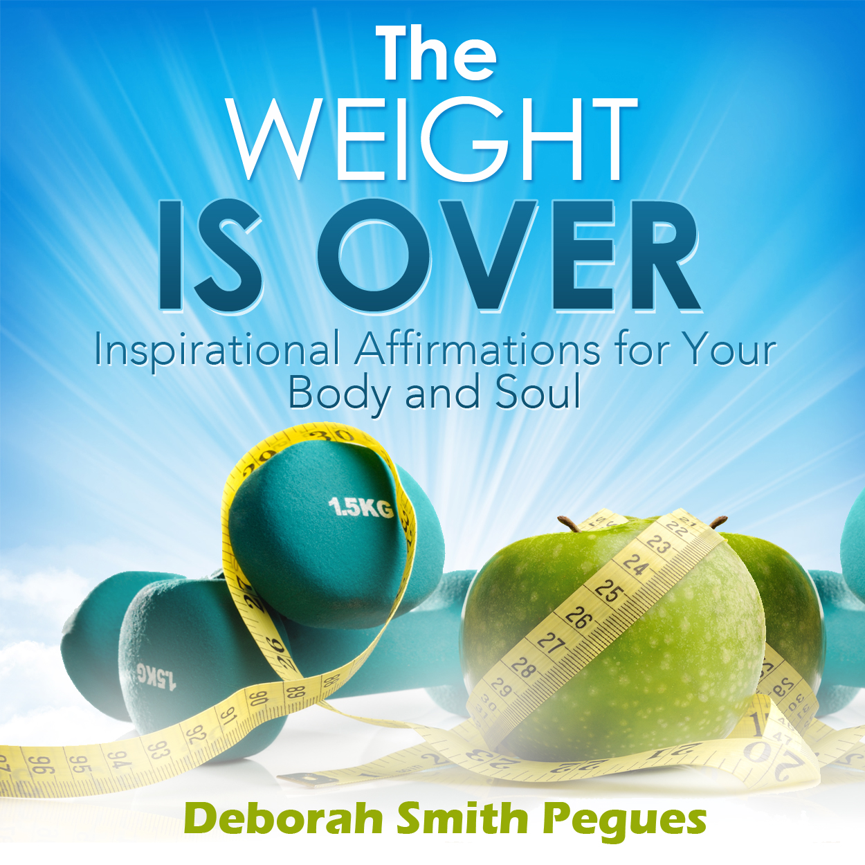 The Weight is over logo image
