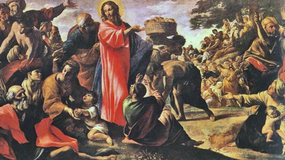 jesus-feeding-The-Hungry-Crowd