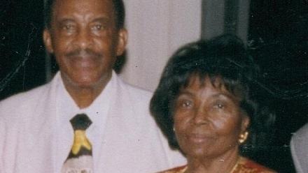 Deborah Smith Pegues parents, Rube & Doris Smith