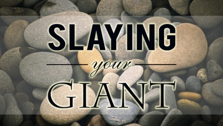 Slaying your giant image