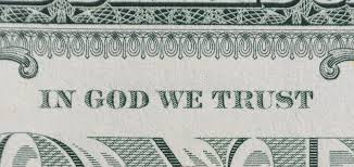 IN-GOD-WE-TRUST money image