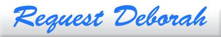 Request Deborah Image logo